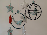Petites séries  d'accessoires et décorations textiles pour enfants