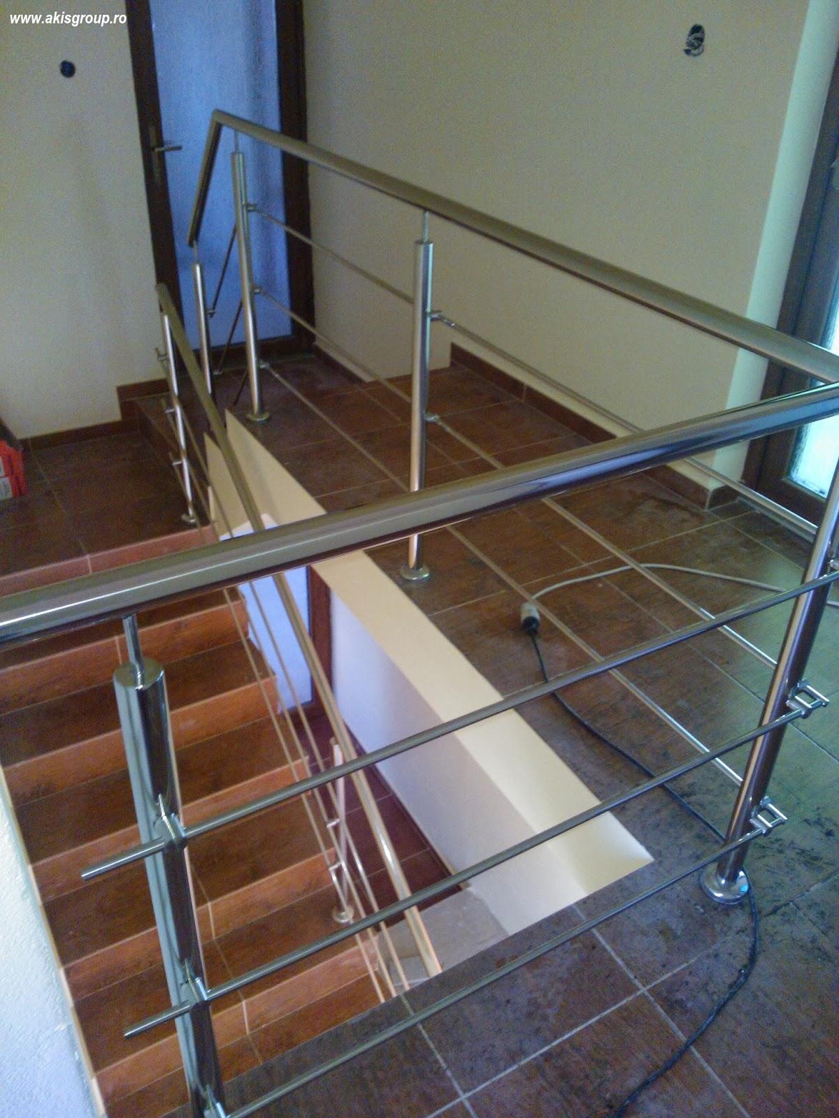 balustrade inox balustrade inox interior timisoara. Black Bedroom Furniture Sets. Home Design Ideas