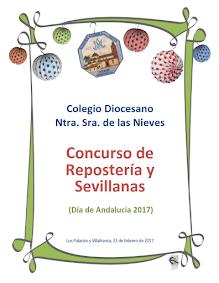 CONCURSO DE REPOSTERÍA Y SEVILLANAS'17