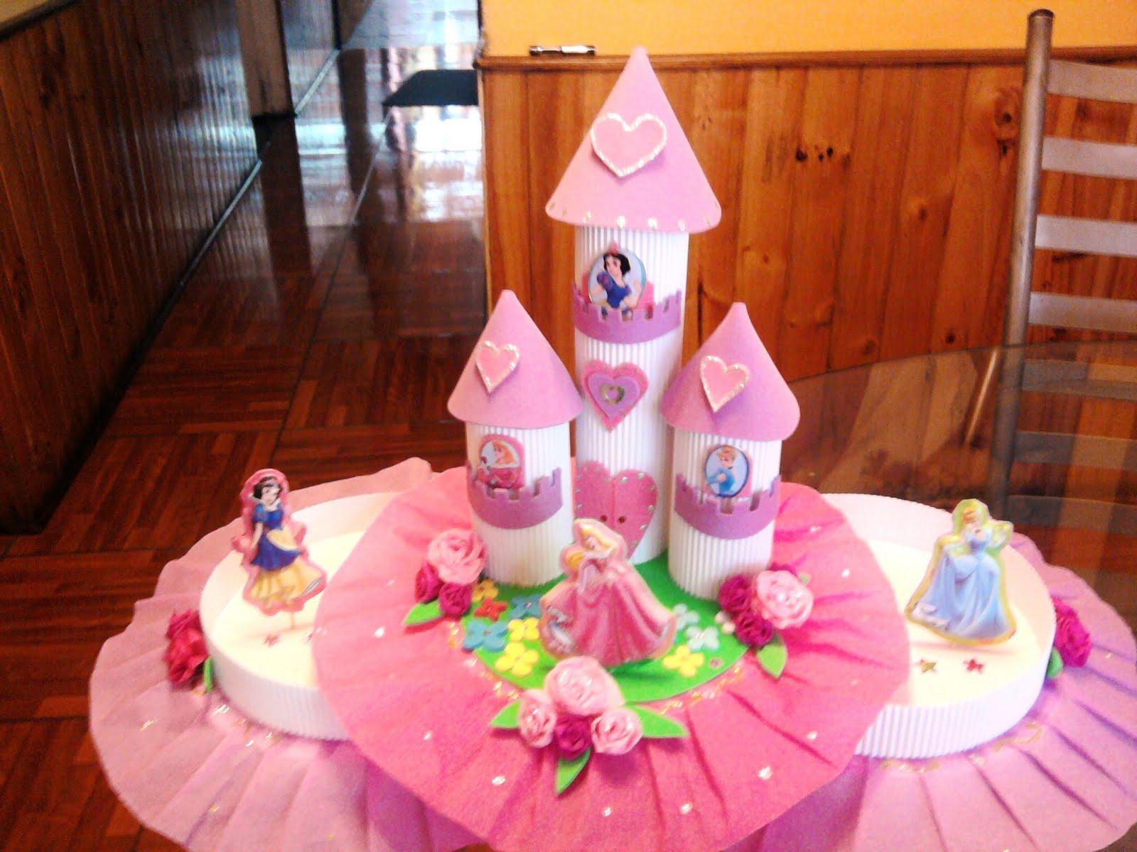 Dulceros de princesas de disney imagui - Fiestas infantiles princesas disney ...