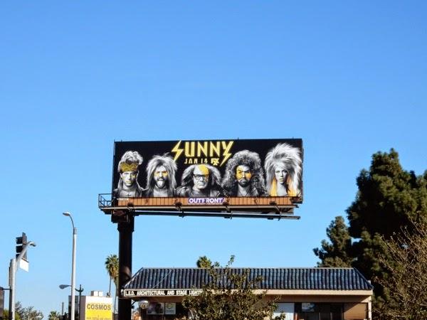 It's Always Sunny in Philadelphia 10 billboard
