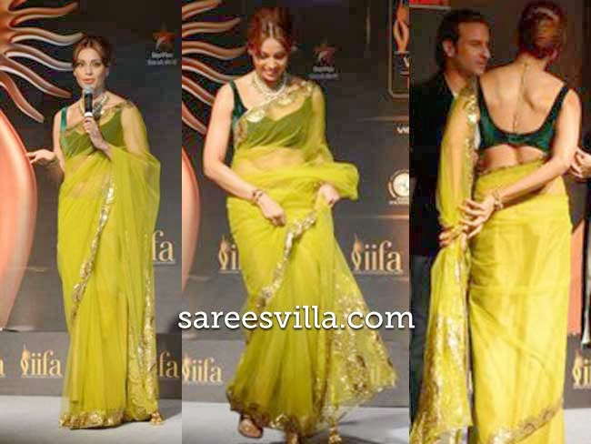 Bipasha Basu at IIFA 2014 Press Conference