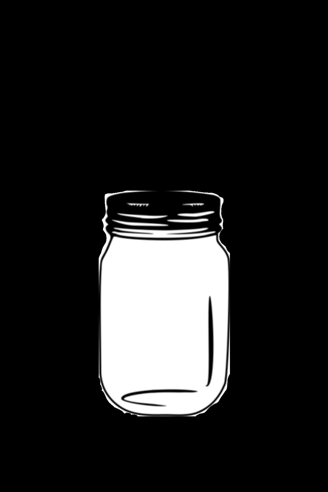 It's just an image of Transformative Mason Jar Printable