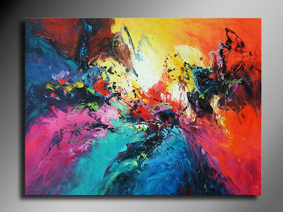 Imagination Painting Canvas Painting