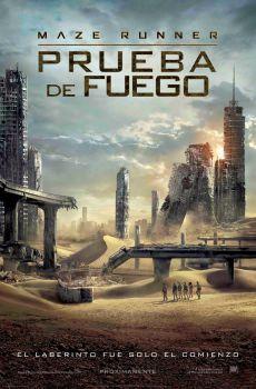 Maze Runner Prueba de Fuego Pelicula Completa HD 720p [MEGA] [LATINO] 2015