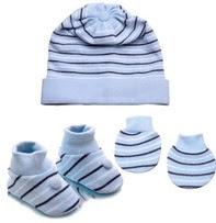 Ropuas que o Bebê necessita - Meias, Tocas e Luvas