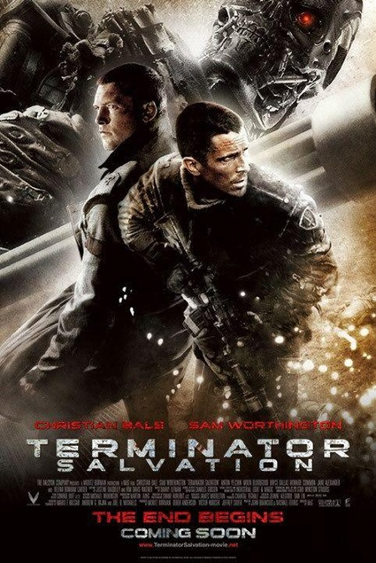 Terminator Salvation [Terminator 4] BRRip 720p Latino