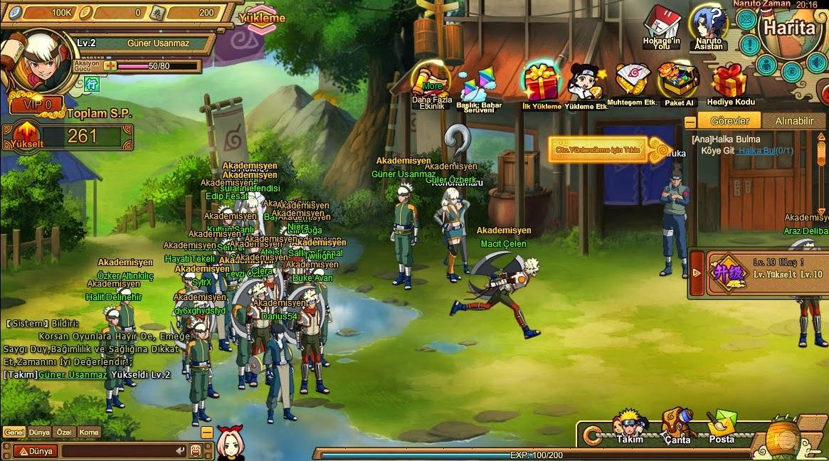 online ninja game