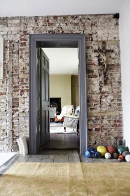 atelier rue verte le blog une vieille maison londonienne. Black Bedroom Furniture Sets. Home Design Ideas