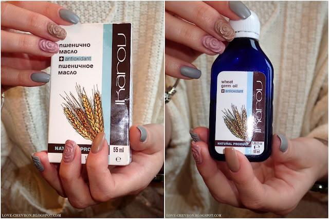 ikarov olejek z pszenicy