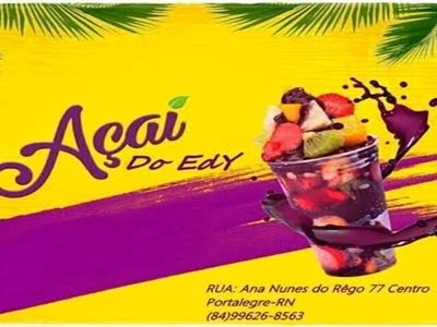AÇAÍ DO EDY