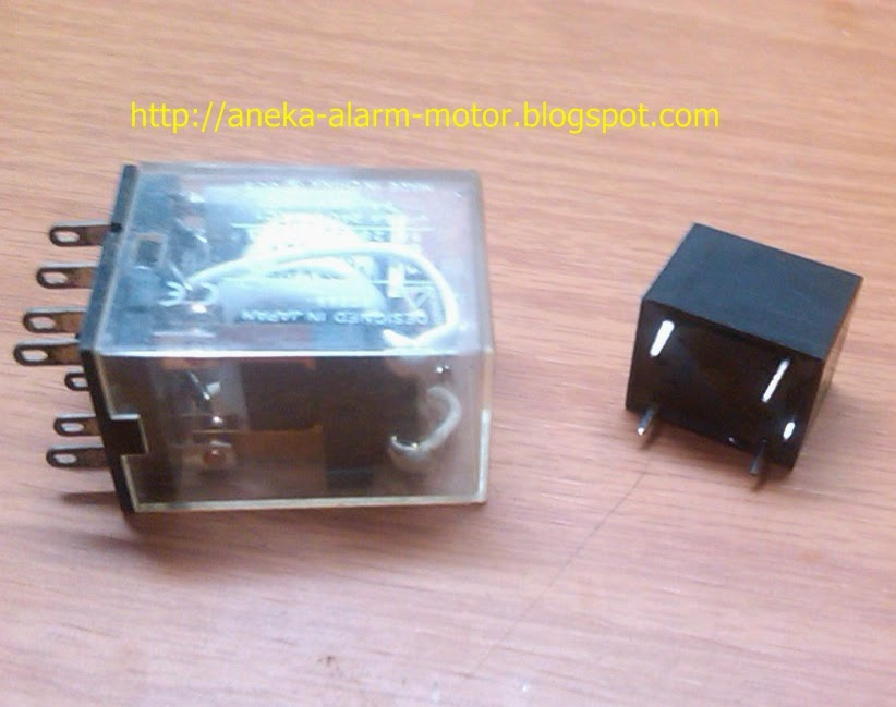 Jual Dan Pasang Aneka Alarm Motor Remote Bekasi Dan