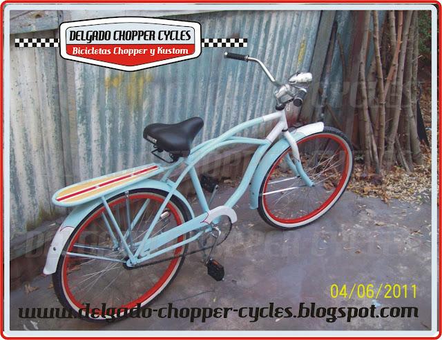 Bicicleta Cruiser Surf Style - DCC Vintage