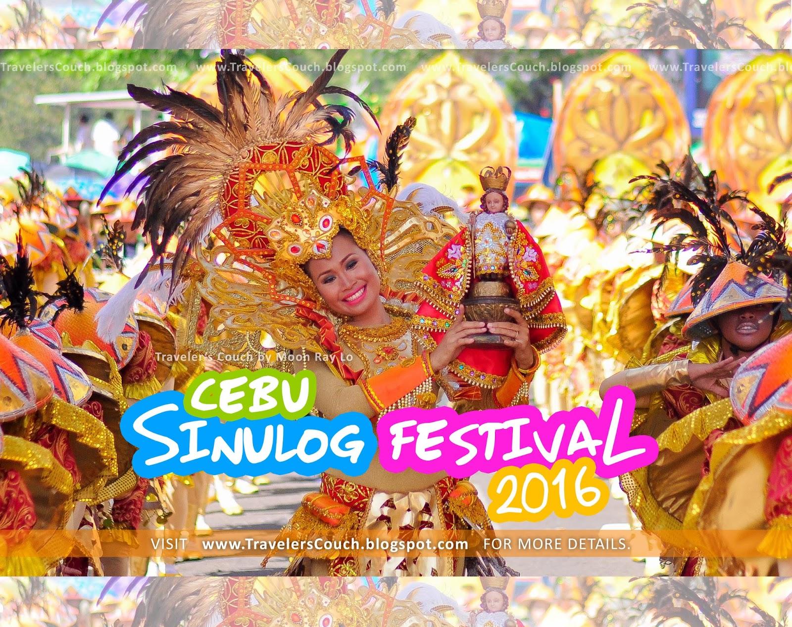 sinulog 2016 a guide to cebu philippines grandest festival