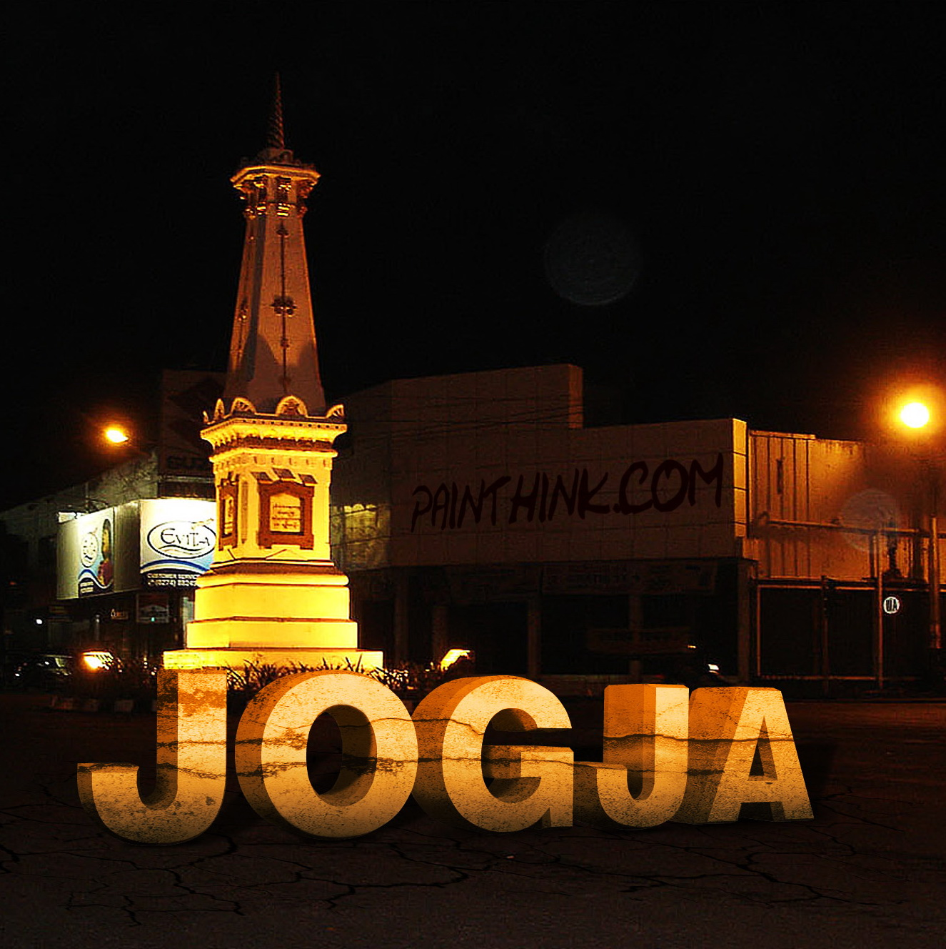 Welcome to Jogja: Welcome to Jogjakarta
