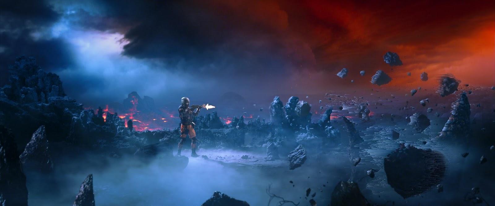 Uncanny Valley - Cortometraje de ciencia ficción - Una realidad no tan virtual
