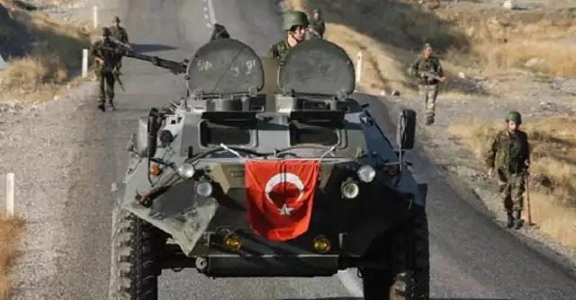 Μεγάλες περιοχές στην βόρεια Συρία καταλήφθηκαν από τον τουρκικό Στρατό (βίντεο)