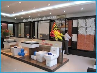 Bàn cầu Viglacera giá rẻ nhất Hà Nội năm 2015
