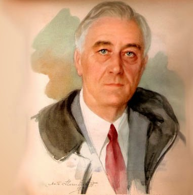 franklin delano roosevelt the four freedoms speech