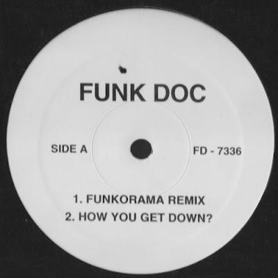 Redman – Funk Doc (Promo VLS) (1996) (320 kbps)