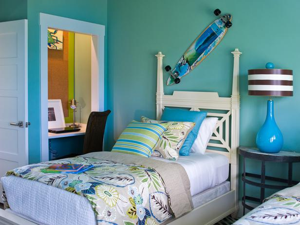 Kids Bedroom Pictures : HGTV Smart Home 2013 | Best Modern ...