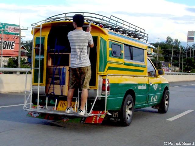 Taxi à Bangkok