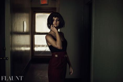 Selena Gomez by Amanda de Cadenet for Flaunt Magazine