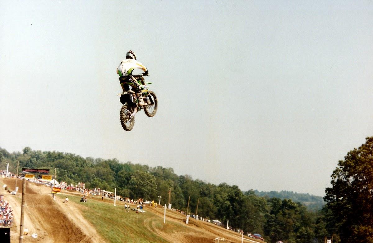 Ricky Carmichael Steel City 1998