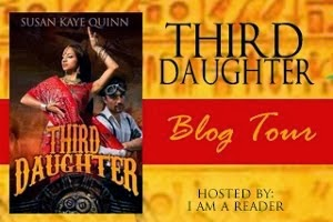 Third Daughter / Tour Giveaway