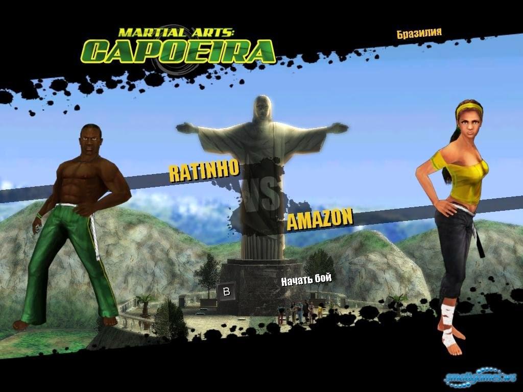 download sztuki walki capoeira