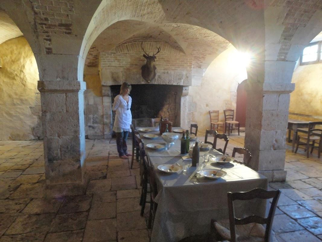 Viaggi Di Raffaella: Chateau De La Ferté Saint Aubin: Un Castello  #927939 1067 800 Sala Da Pranzo Chateau D'ax