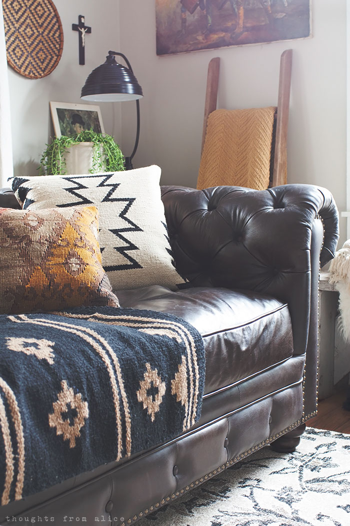 Choosing The Perfect Leather Sofa and A Date Night At