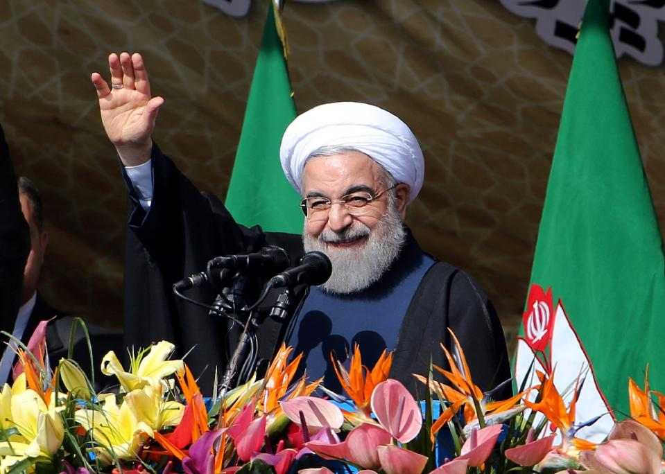 Iran/ Hassan Rouhani