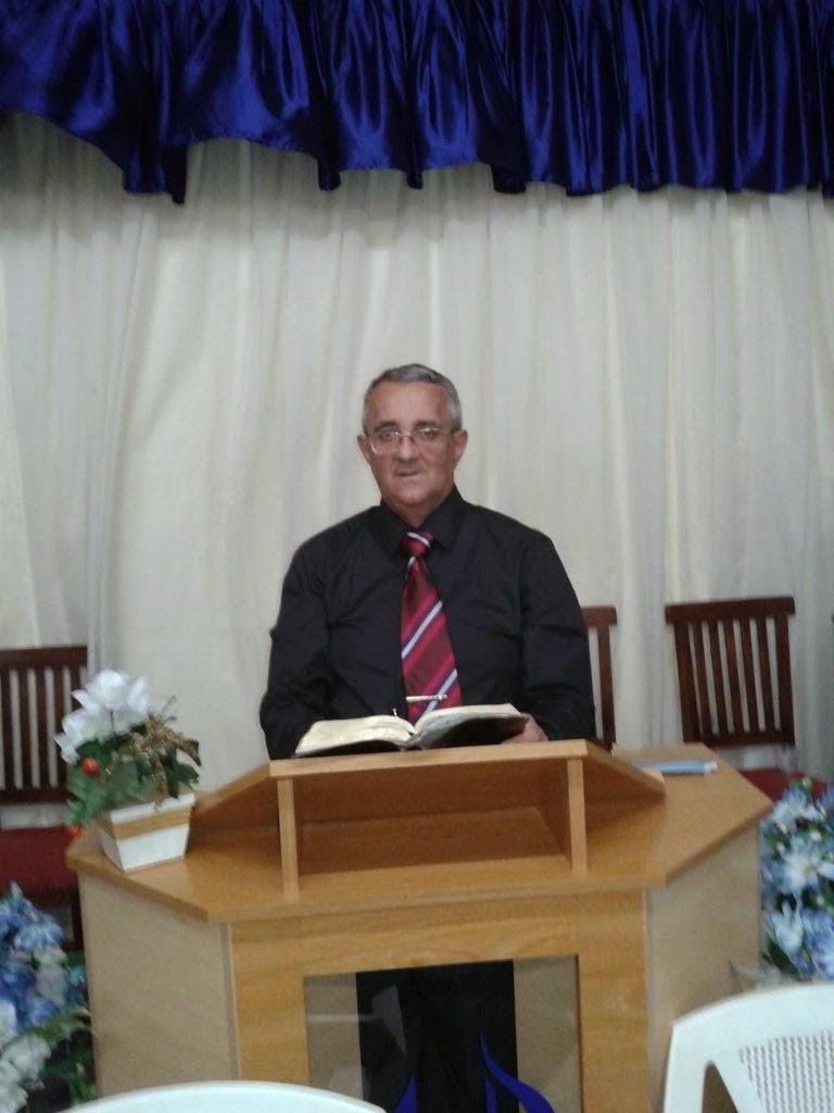Igreja Assembléia de Deus - Mogi Guaçu - SP