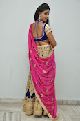 Pavani Gorgeous in half saree-thumbnail-3