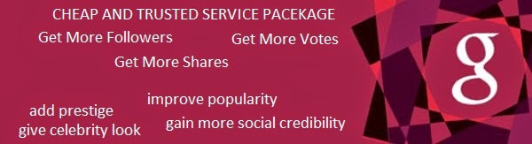 Google Plus Followers Share Vote Services