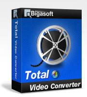 Bigasoft Total Video Converter v1.0 + Serial 1