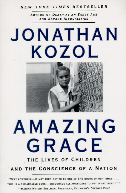 a plot overview of jonathan kolas amazing grace