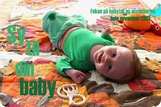 Sy til din baby - november 2013