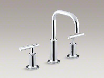 Kohler Purist Sink : Kohler Purist Faucet