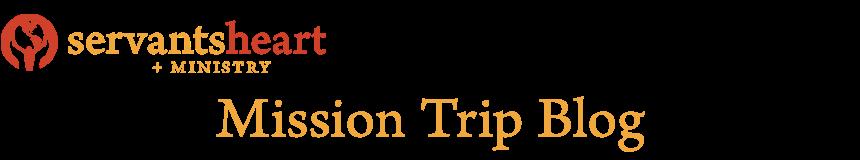 Mission Trip Blog