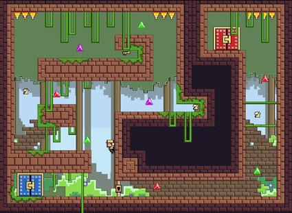 Pixel Quest: The Lost Idols