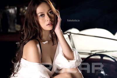 3 foto model indonesia paling hot