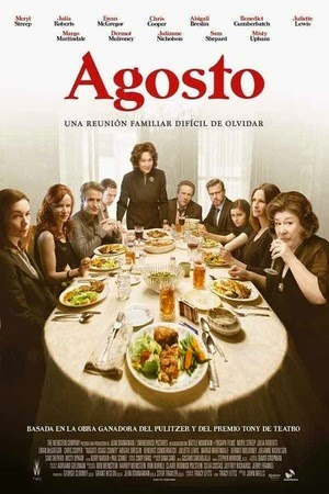 Poster August: Osage County 2013