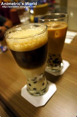 UCC Pearl Milk Coffee and Tea