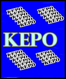 """idegue-network.blogspot.com - Arti dan Asal Kata """"Kepo"""""""