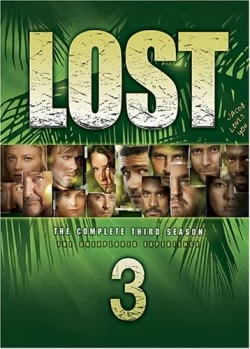 Lost Season 3 2006 poster