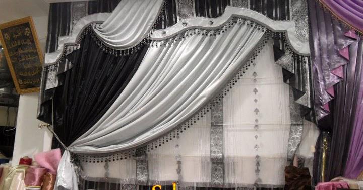 Rideaux marocain rideau de fer salons marocain moderne 2013 for Rideaux pour salon gris