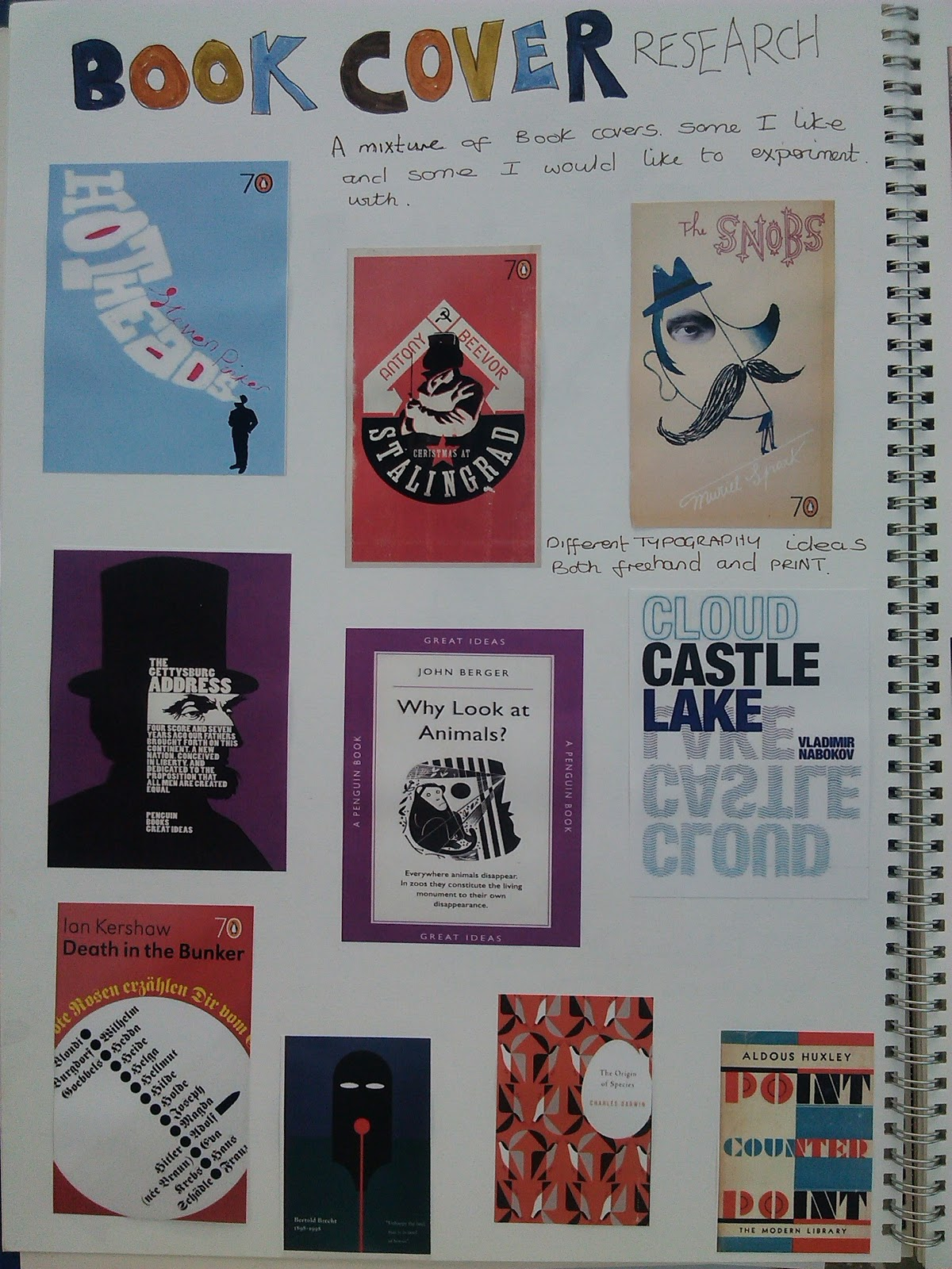 Book Cover Project : Louise tulacz illustrator final major project book covers