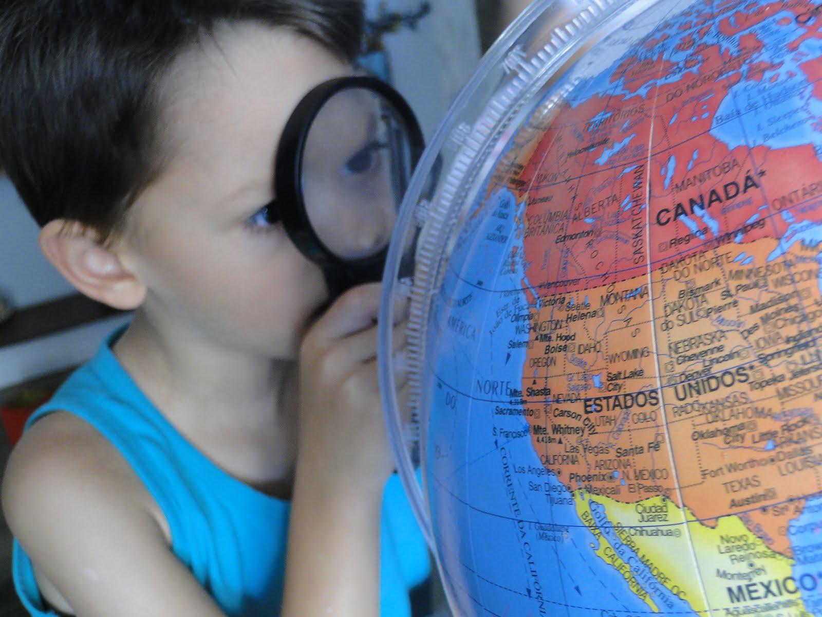 Aprendendo Geografia